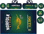 Norfolk Storm Women's  Rugby Sublimated Kit Bag