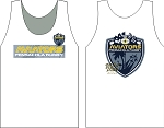 PENSACOLA RUGBY WICKING  TANK