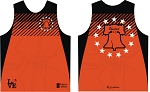PHILLY UNTIED TRAINING SINGLET