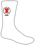 Philly United Rugby Training Socks