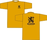 READING RUGBY WICKING  SHIRT