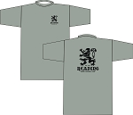 READING RUBGY LOGO T- SHIRT