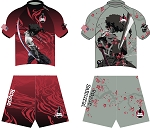 ROGUE SAMURAI N2N JERSEYS AND SHORTS