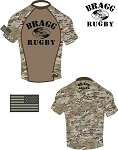 BRAGG RUGBY Rugby Skins TECH TEE