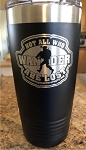 WANDERING WARRIOR TRAVEL MUG