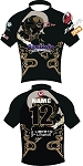 2015 YOMITAN GOD OF WIND BLACK Rugby Skins N2N