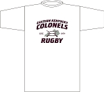 Eastern Kentucky Warm UP T-shirt