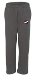 UVA W RUGBY POLY COTTON SWEAT PANTS