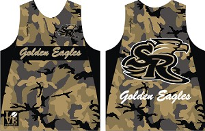 Golden Eagles Training Singlet