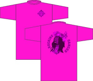 Rucking Cancer T-shirt