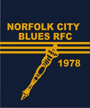 Blues Rugby Gym Towel
