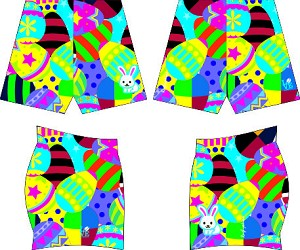 Easter Rugby SDX Shorts