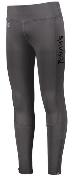 DC Revolution Rugby High Rise Tech Tights