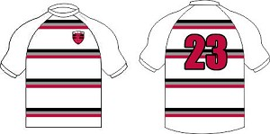 Eastern Bay Rugby Away Match OMG Jersey