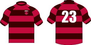 Eastern Bay Rugby Home Match OMG Jersey