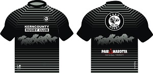 Kern County Rugby Tech Tee
