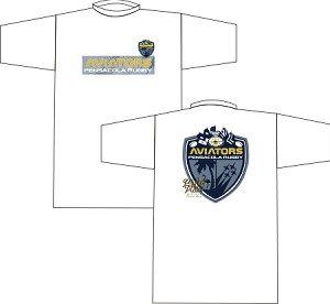 Pensacola Rugby Wicking  T-shirt