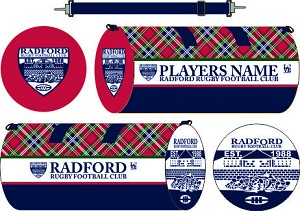 Radford Rugby Sublimated Kit Bag