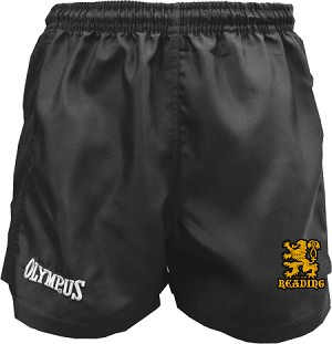 Reading Rugby Olympus Elite shorts