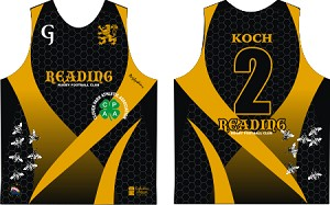 2020 Reading Rugby Training Singlet