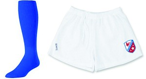 Rocktown Rugby shorts with socks