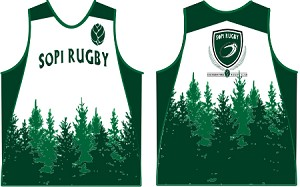 20017 Southern Pines Singlet