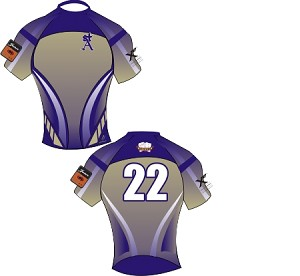 Tribe Rugby Game Jersey