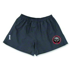 WOLF PACK Rugby shorts with logo