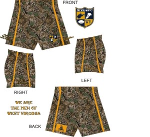 gator  full sub FMG shorts