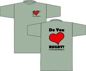 Vintage Love Rugby Company T-shirt